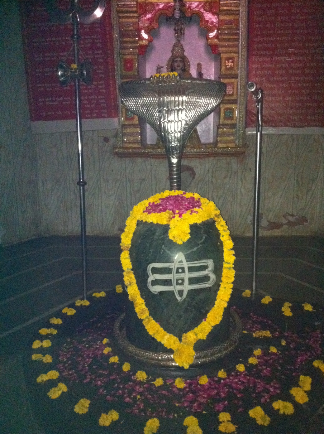 Shivji Temple at Dhaba Dungri, near Halol, Gujarat